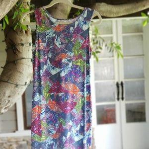 Monki sleeveless dress